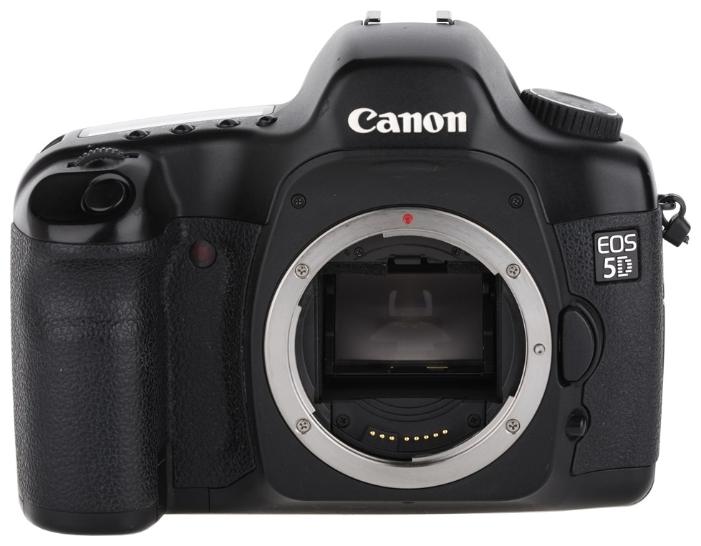 Canon eos 5d body camara digital caracteristicas for Canon 5d especificaciones