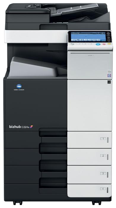Konica Minolta Bizhub C224e Impresora Multifunci 243 N