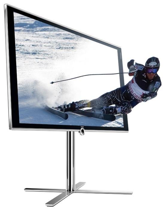 Loewe Lancia La Tv 3d : Loewe individual compose d televisor caracteristicas