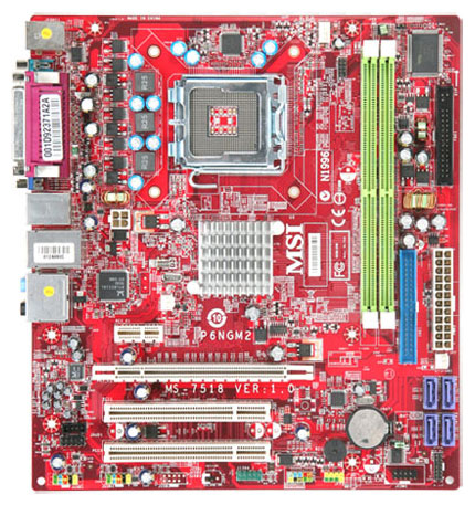 Nvidia mcp73pv