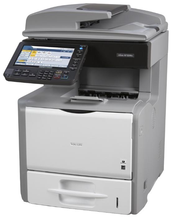 Ricoh Aficio Sp 5200s Impresora Multifunci 243 N