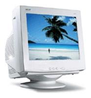Acer AF 705 opiniones, Acer AF 705 precio, Acer AF 705 comprar, Acer AF 705 caracteristicas, Acer AF 705 especificaciones, Acer AF 705 Ficha tecnica, Acer AF 705 Monitor de computadora