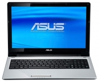 ASUS UL50At (Core 2 Duo SU7300 1300 Mhz/15.6