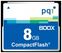 PQI Compact Flash Card 8GB 600x opiniones, PQI Compact Flash Card 8GB 600x precio, PQI Compact Flash Card 8GB 600x comprar, PQI Compact Flash Card 8GB 600x caracteristicas, PQI Compact Flash Card 8GB 600x especificaciones, PQI Compact Flash Card 8GB 600x Ficha tecnica, PQI Compact Flash Card 8GB 600x Tarjeta de memoria